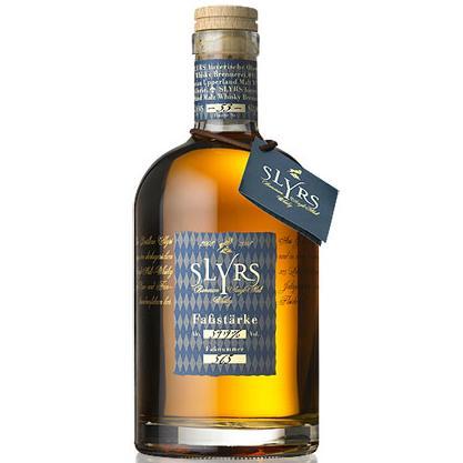 Faßstärke Slyrs Whisky