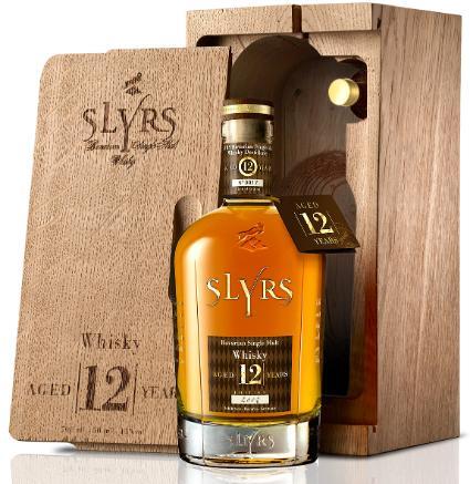 Malt Whisky 12 Jahre 2004 Slyrs Whisky