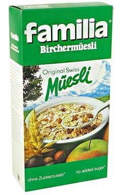 Bircher Müsli Original - Alpenweit Magazin