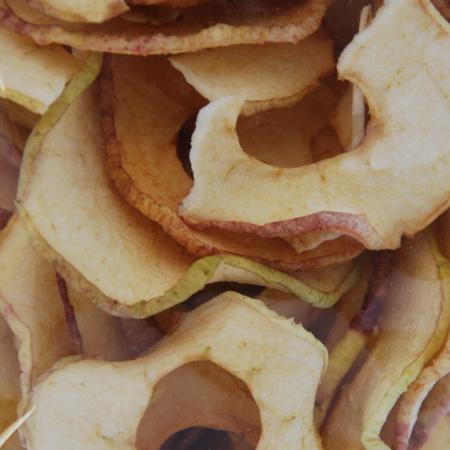 Getrocknete Äpfel 100 g Luggin Kandlwaalhof