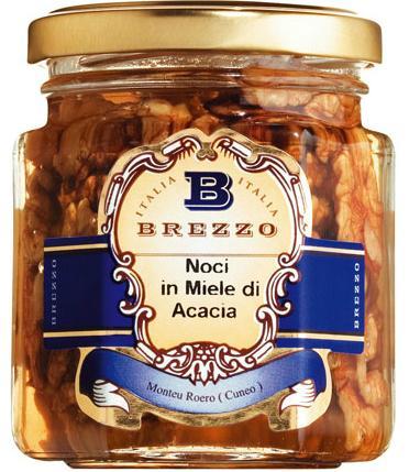 Walnüsse in Honig von Brezzo