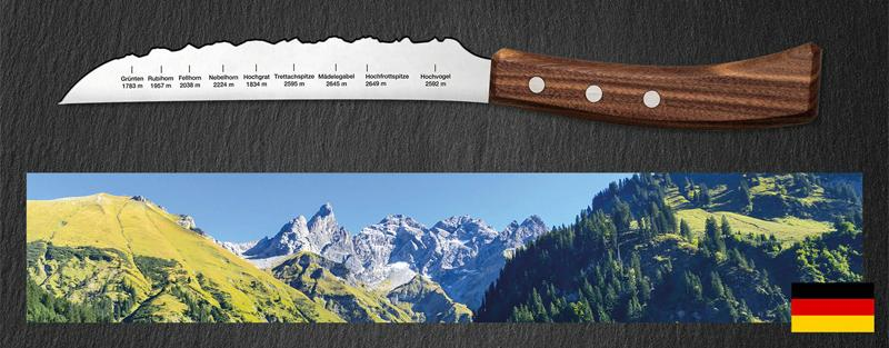 Panoramaknife Universalmesser Best of Allgäu