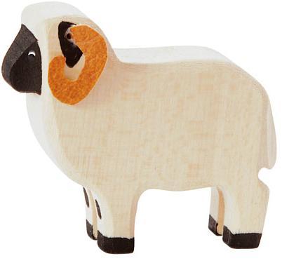 Trauffer Schwarznasen Schaf