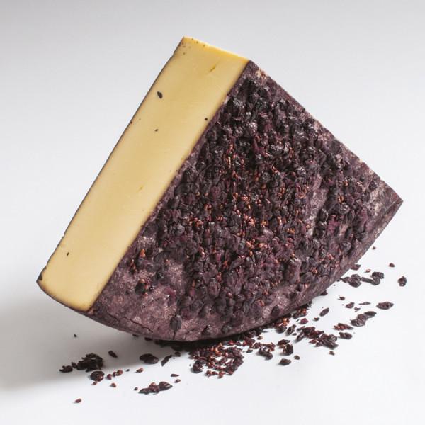 Degust BergLagrein - Rohmilchkäse Hartkäse verfeinert