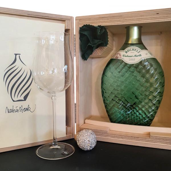 Wachauer Marille Naturstark 60% Rochelt 2 Gläser