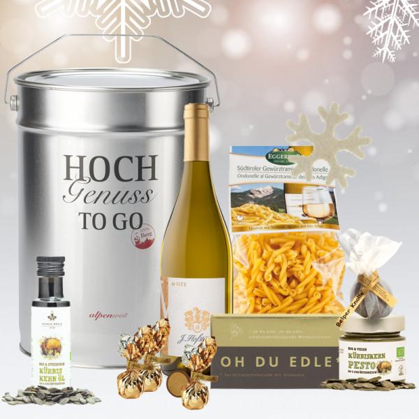 """Genussbox """"Goldene Weihnachtszeit"""""""