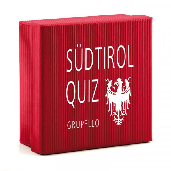 Südtirol Quiz von Gruppelo 100 Fragen + Antworten