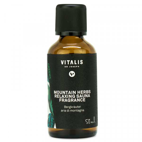 Vitalis Dr Joseph Relaxing Mountain Herbs Saunaaufguss