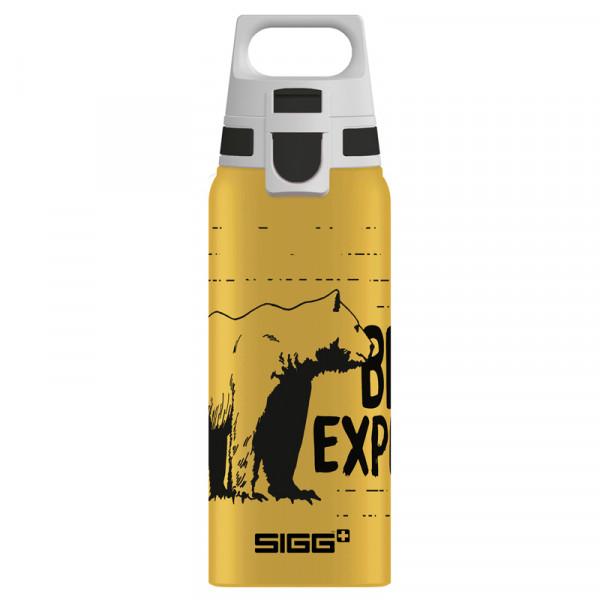 Sigg Kinder Trinkflasche WMB ONE Brave Bear 0.6 L BPA frei