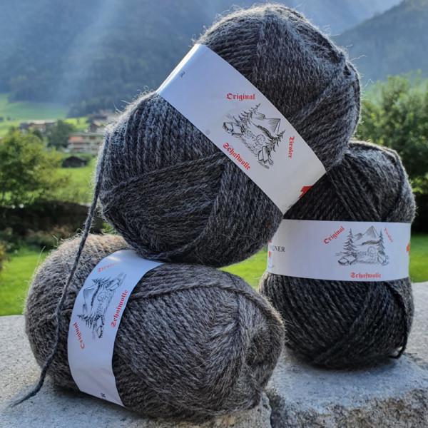 Strickwolle Strickgarn - Merino + Alpaka aus Österreich