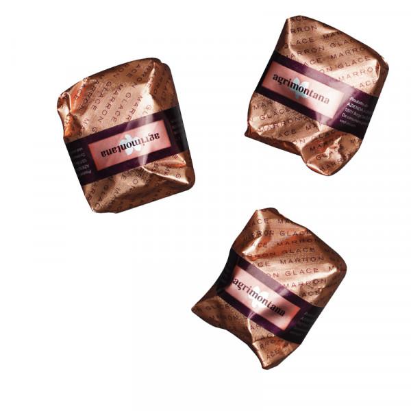 Marrons Glaces - Kastanienkonfekt - Glasierte Maronen