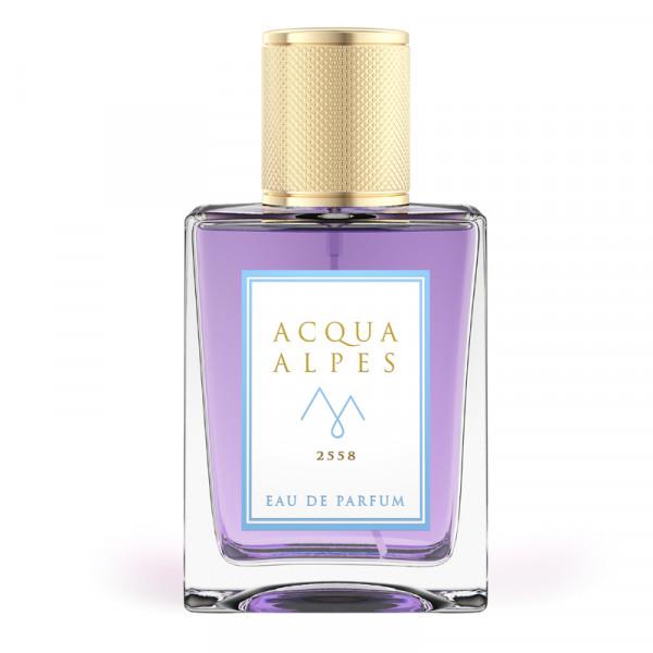 Acqua Alpes Eau de Parfum 2558 - Rose - 50ml