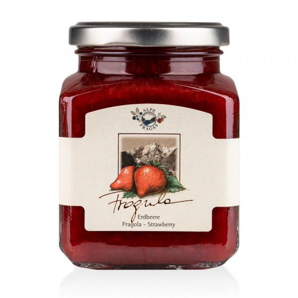 Alpe Pragas Fragula - Erdbeere Fruchtaufstrich