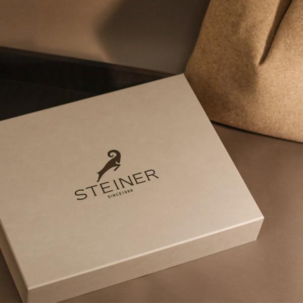 Steiner Decke Geschenkverpackung