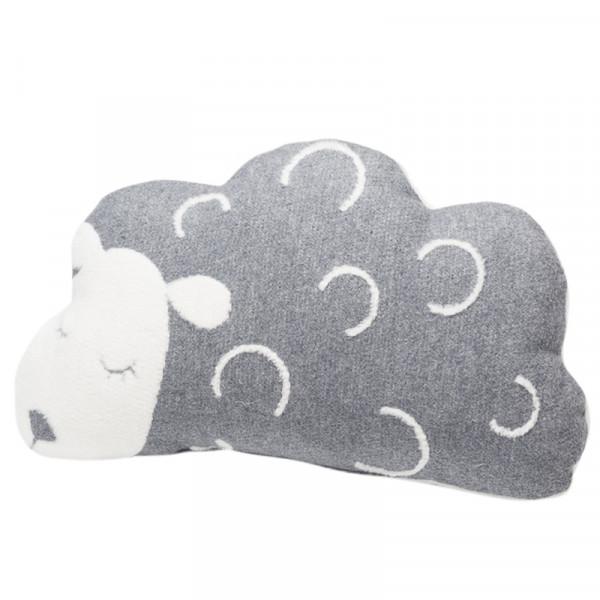 Gefülltes Kissen Schaf - Kinderkissen David Fussenegger